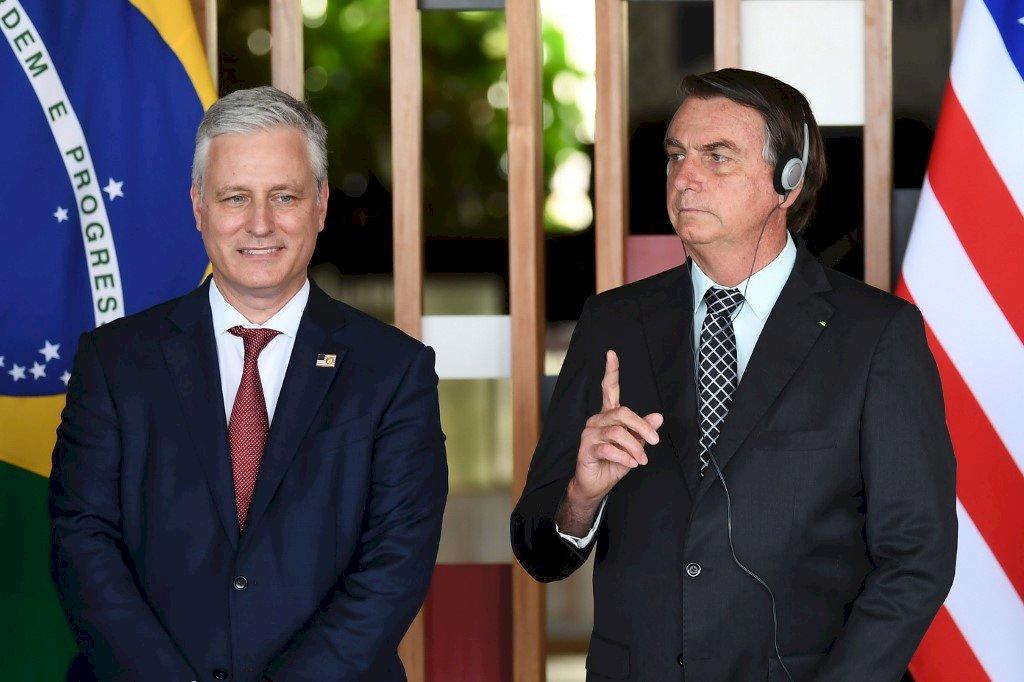 力阻中國染指巴西5G 美國與巴西簽署10億美元協議