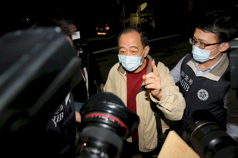 疑涉共諜案 軍情局退役上校張超然遭聲押禁見