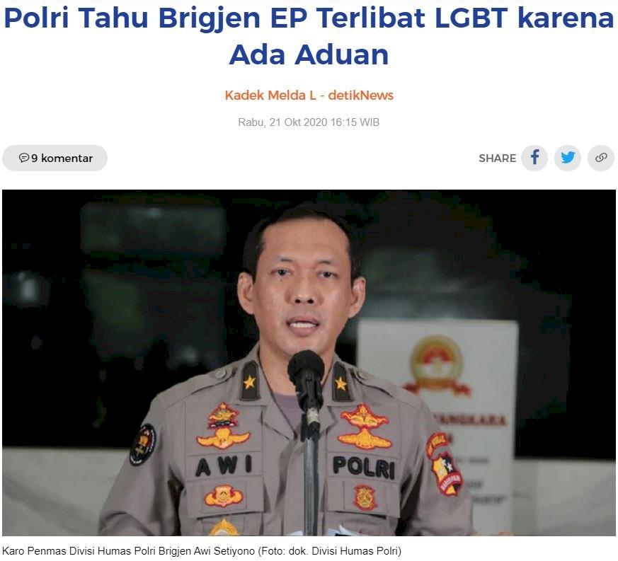 印尼軍警法院懲處同志 民間團體譴責違憲