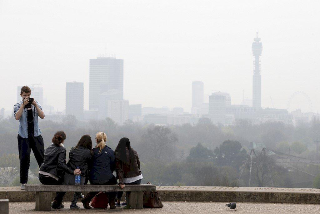 空汙奪財害命 歐洲城市每年損失1900億美元