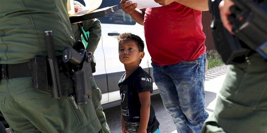 美邊界政策拆散545名兒童家庭 難民父母下落不明