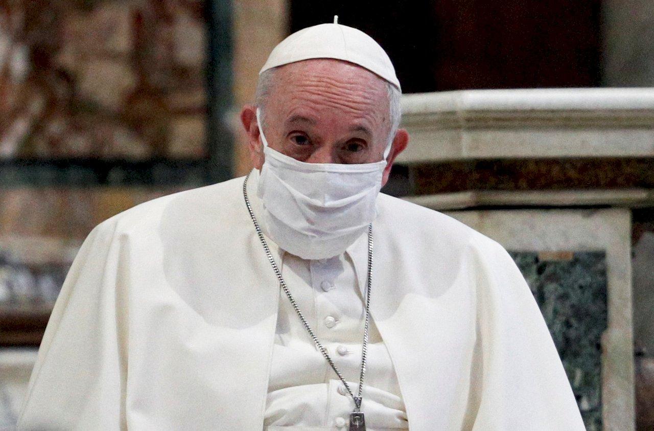 教宗駁請辭報導 指手術後生活完全正常