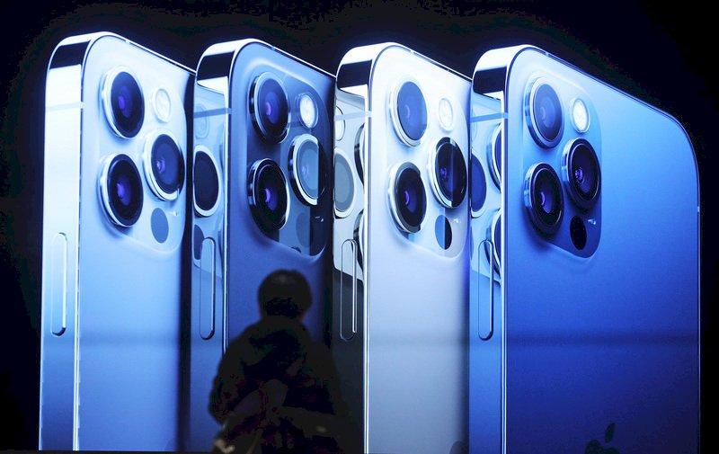 iPhone12發功蘋果擠下三星登龍頭 華為手機慘跌第五