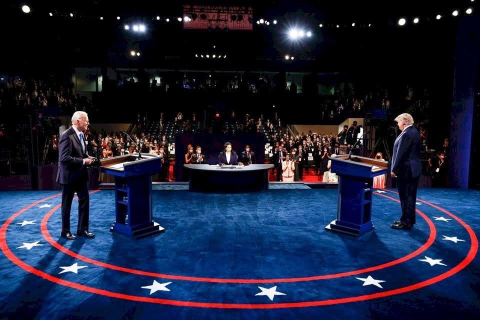 美大選辯論最終回 川普拜登回歸議題主戰場