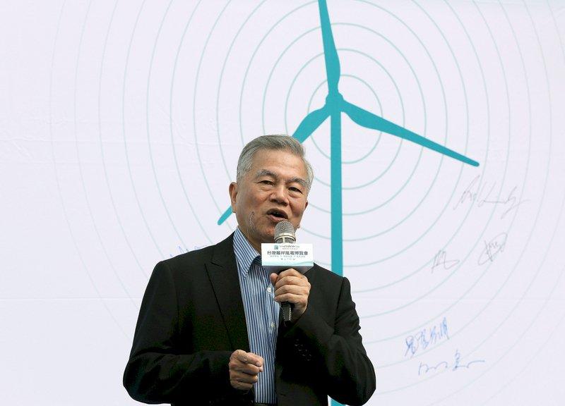 沈榮津:離岸風電有成  2年內還有新風場