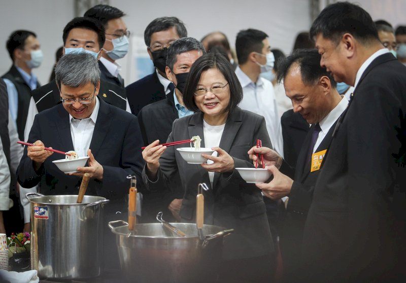 綠營插旗馬祖 劉增應:良性競爭 非常歡迎
