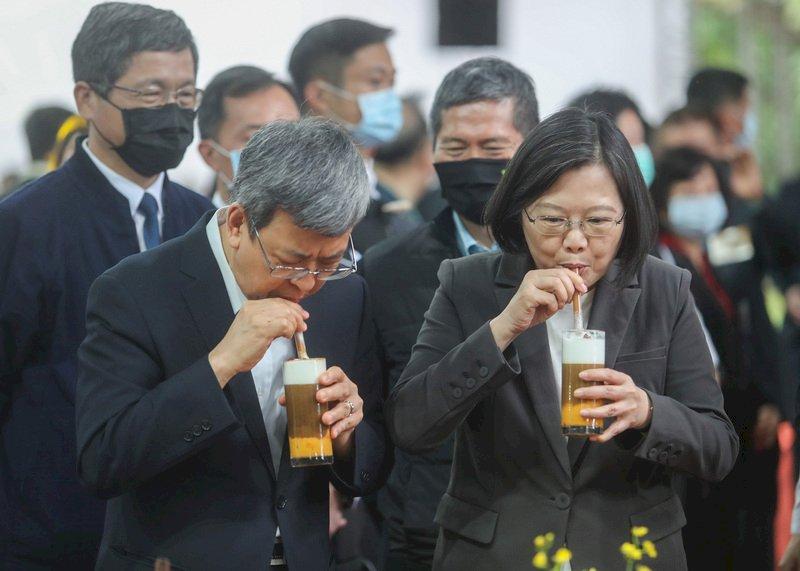 手搖杯?咖啡?談台灣飲品文化