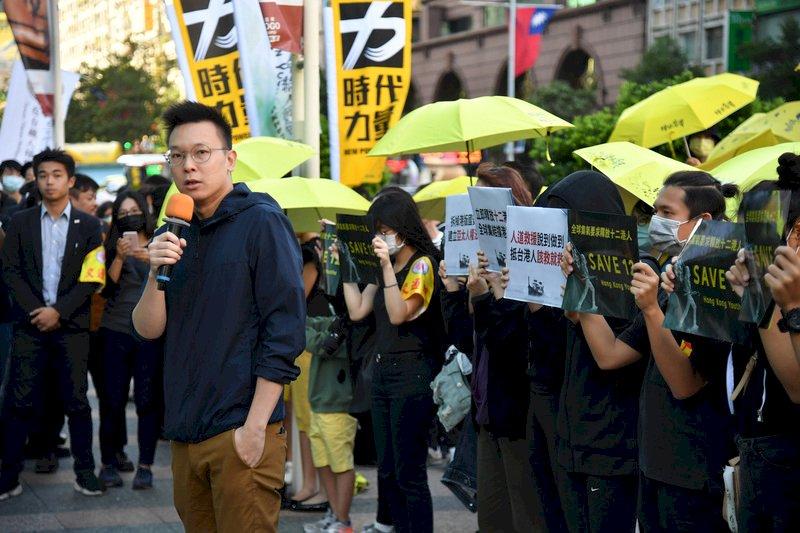 民進黨:持續結合政府民間力量 力挺香港自由