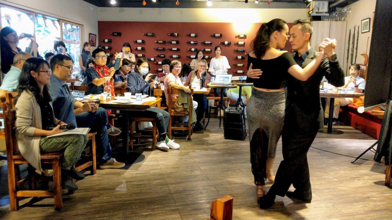 央廣「移動錄音室」聽見阿根廷 享受探戈與紅酒饗宴