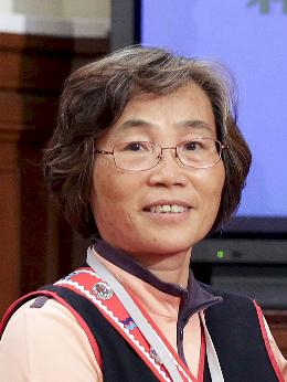 總統令:林碧霞出任原民會副主委