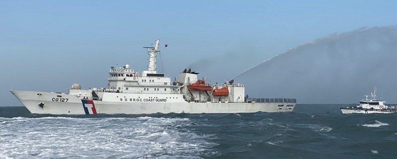 重罰8千萬有效?馬祖人籲給海巡強大後盾抓中國抽砂船