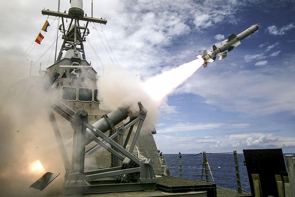 美售台魚叉反艦飛彈 國防部:滿足我軍事防備需求