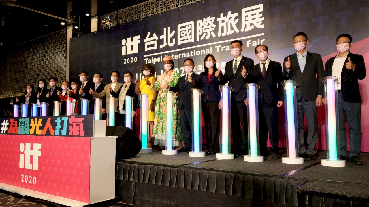 台北旅展開搶 阿妹跨年演唱會還有房(影音)