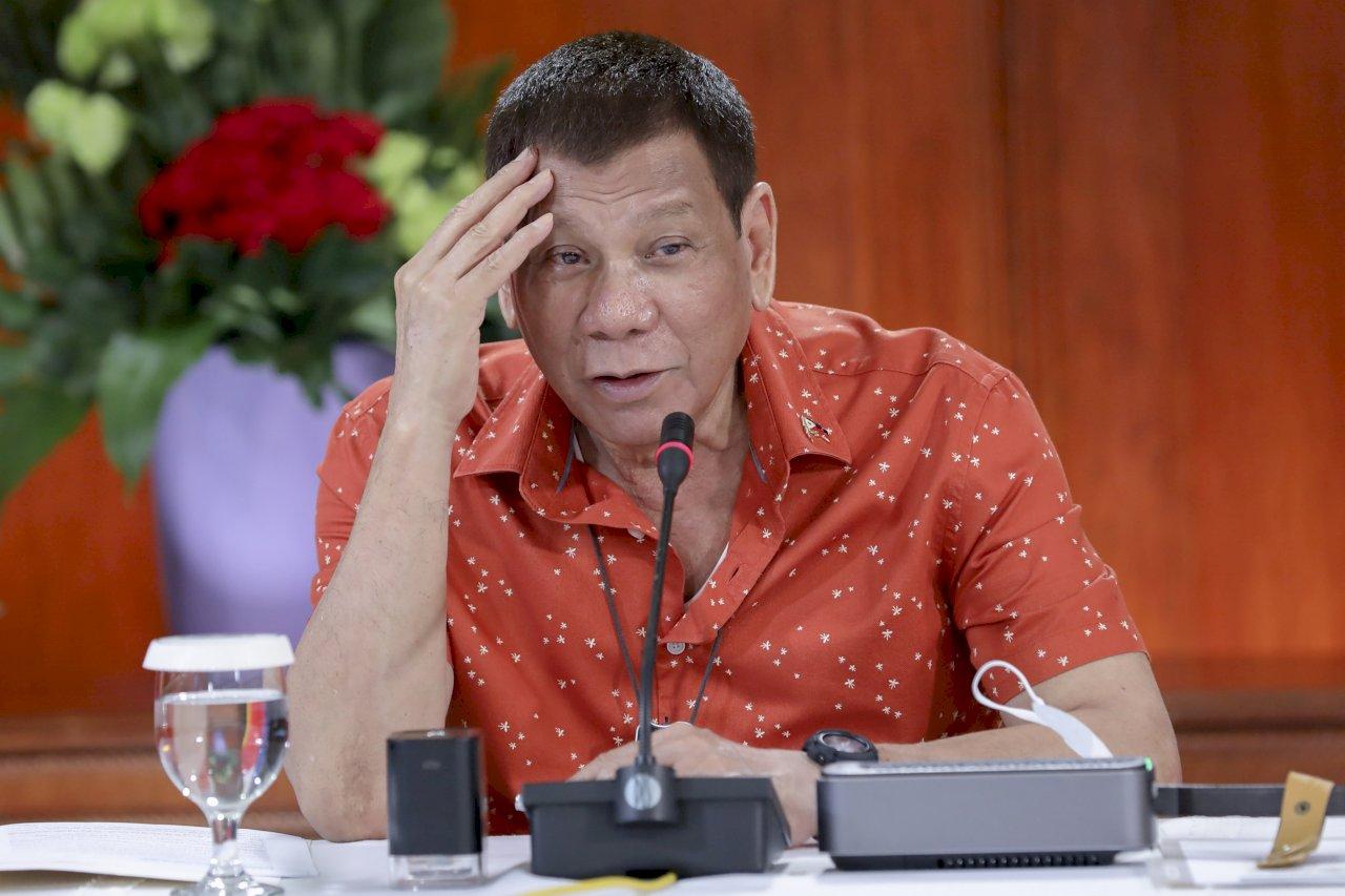 菲律賓總統火大了 不打疫苗就關起來