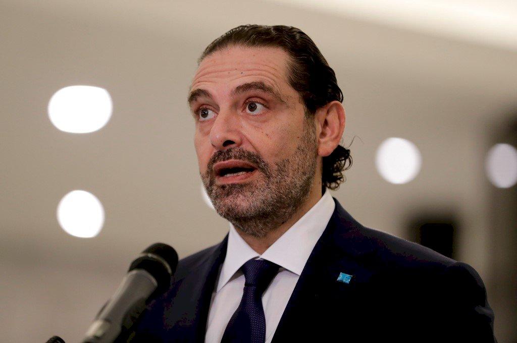 黎巴嫩總理哈里里無法組閣 辭職下台