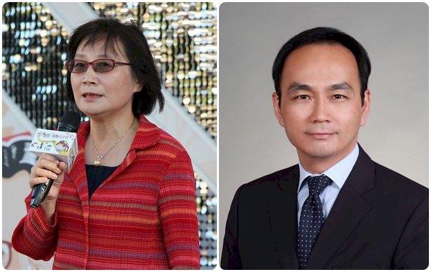 公平會人事 政院內定李鎂出任主委、陳志民為副主委