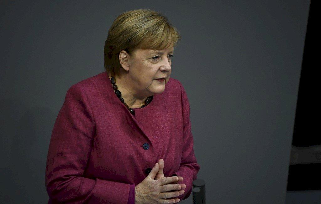 信任AZ疫苗 德國總理梅克爾16日接種