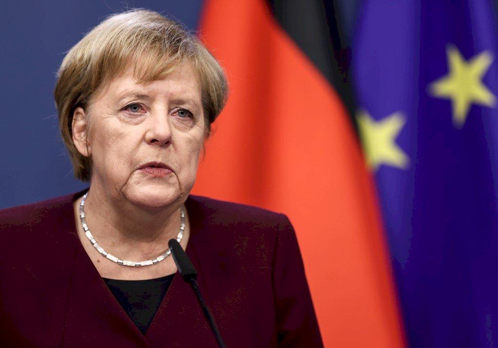 德國大選前重要一役 梅克爾政黨大勝