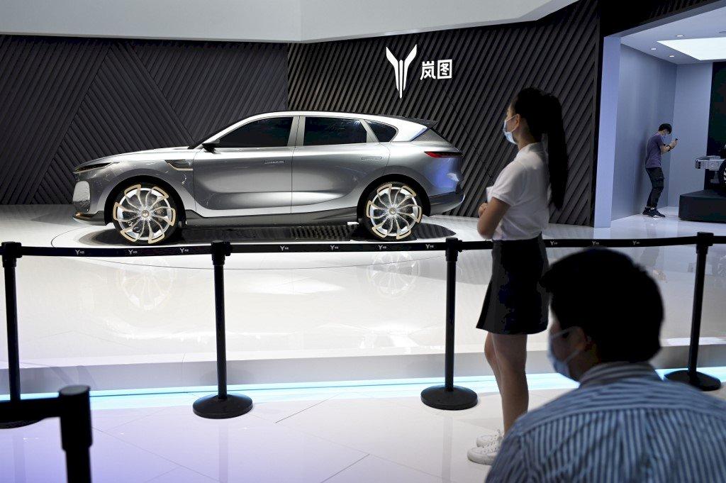 電動車使用最大國 綠色和平籲中國承諾電池回收減排
