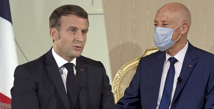 法國尼斯襲擊案後 馬克宏與突尼西亞總統通話