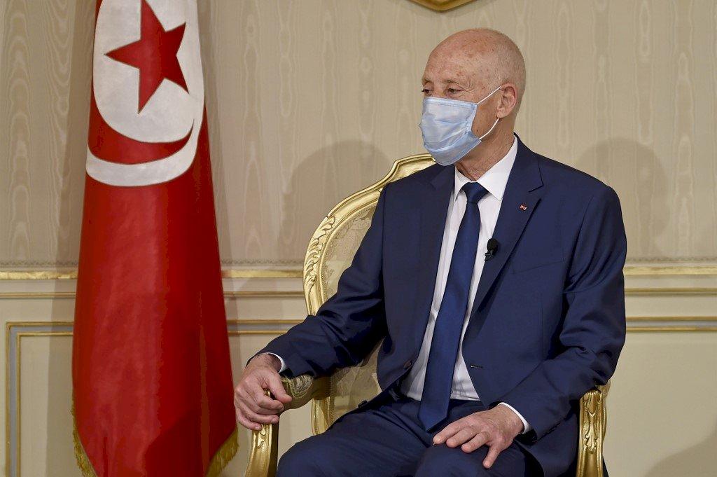 凍結國會奪權後 突尼西亞總統有意發動修憲