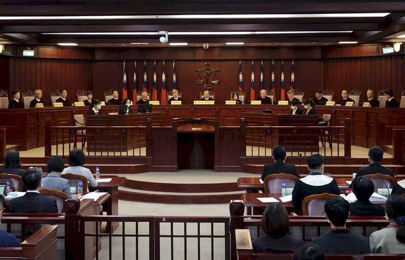 性侵犯強制治療釋憲案 憲法法庭今言詞辯論