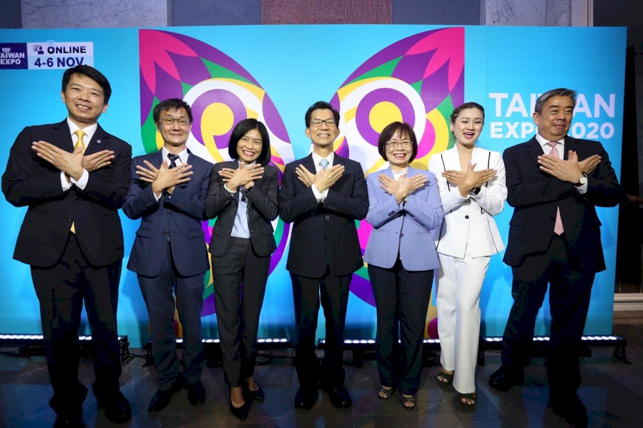 泰國台灣形象展登場 今年唯一虛實整合海外展覽新體驗
