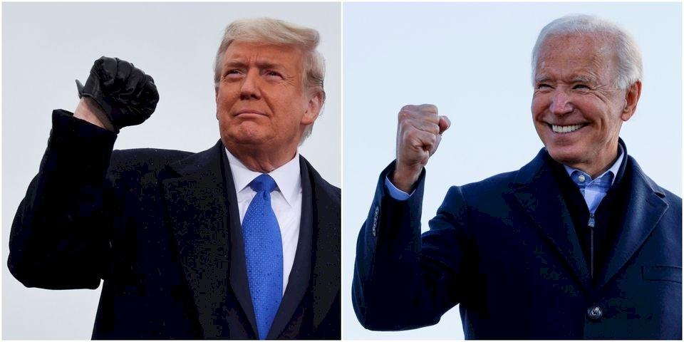 美國大選結果未定!中國稱「不持立場」