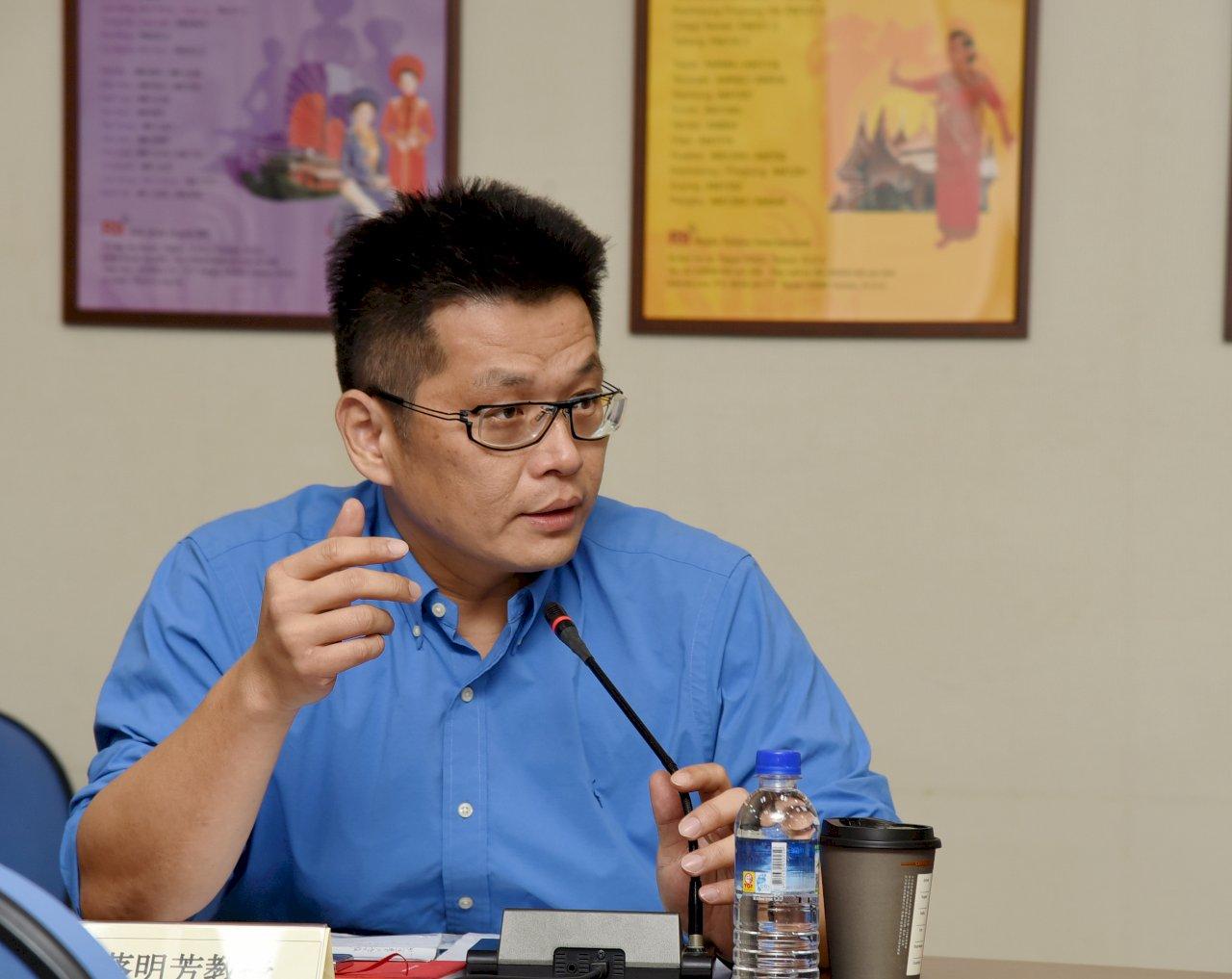 【蔡明芳時間】供應鏈重組對台灣的影響