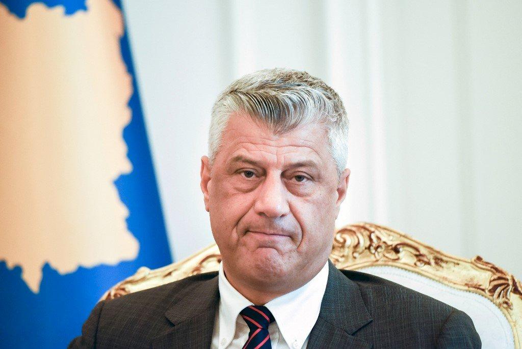 涉戰爭罪行 科索沃總統辭職海牙受審