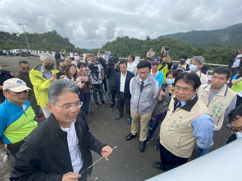 颱風閃電貢獻水情有限 水利署把握時機人工增雨