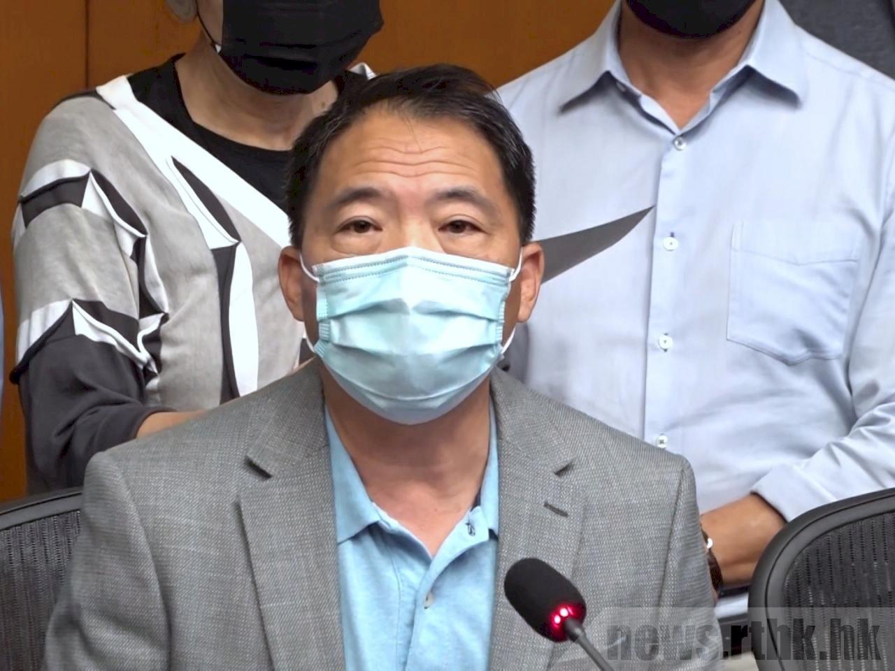 傳北京DQ部分港議員 泛民:若屬實將全體總辭
