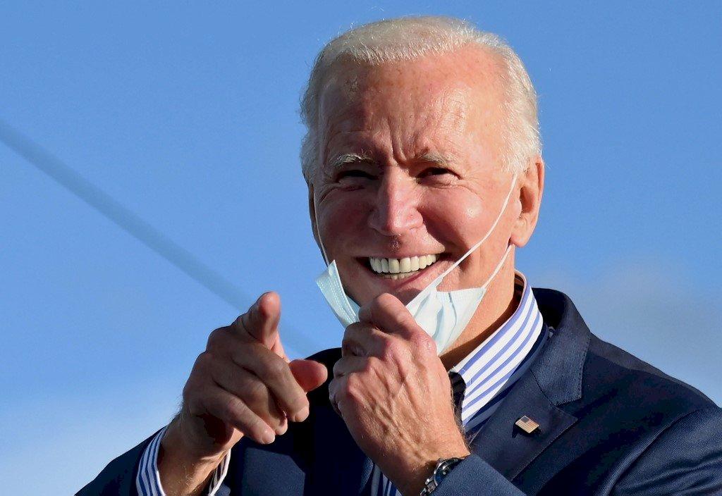 民調:近八成美國人承認拜登贏得白宮大位