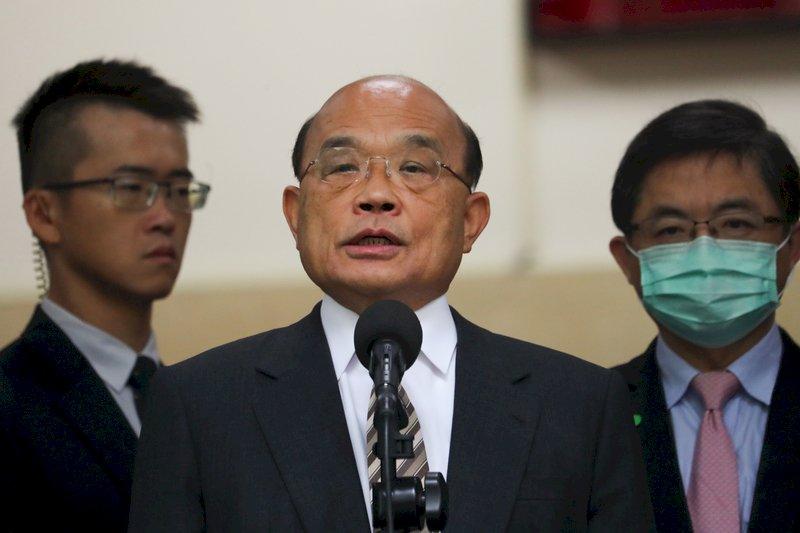 WHO臉書封鎖挺台留言 蘇貞昌:中國霸道圍堵是沒自信
