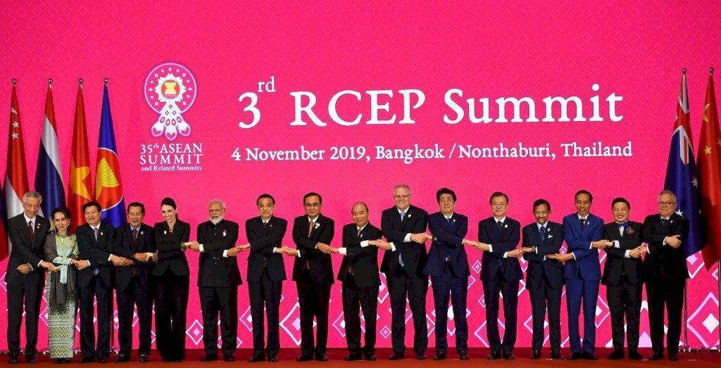 搶攻地球最大自貿區 中國主導RCEP不鬆手
