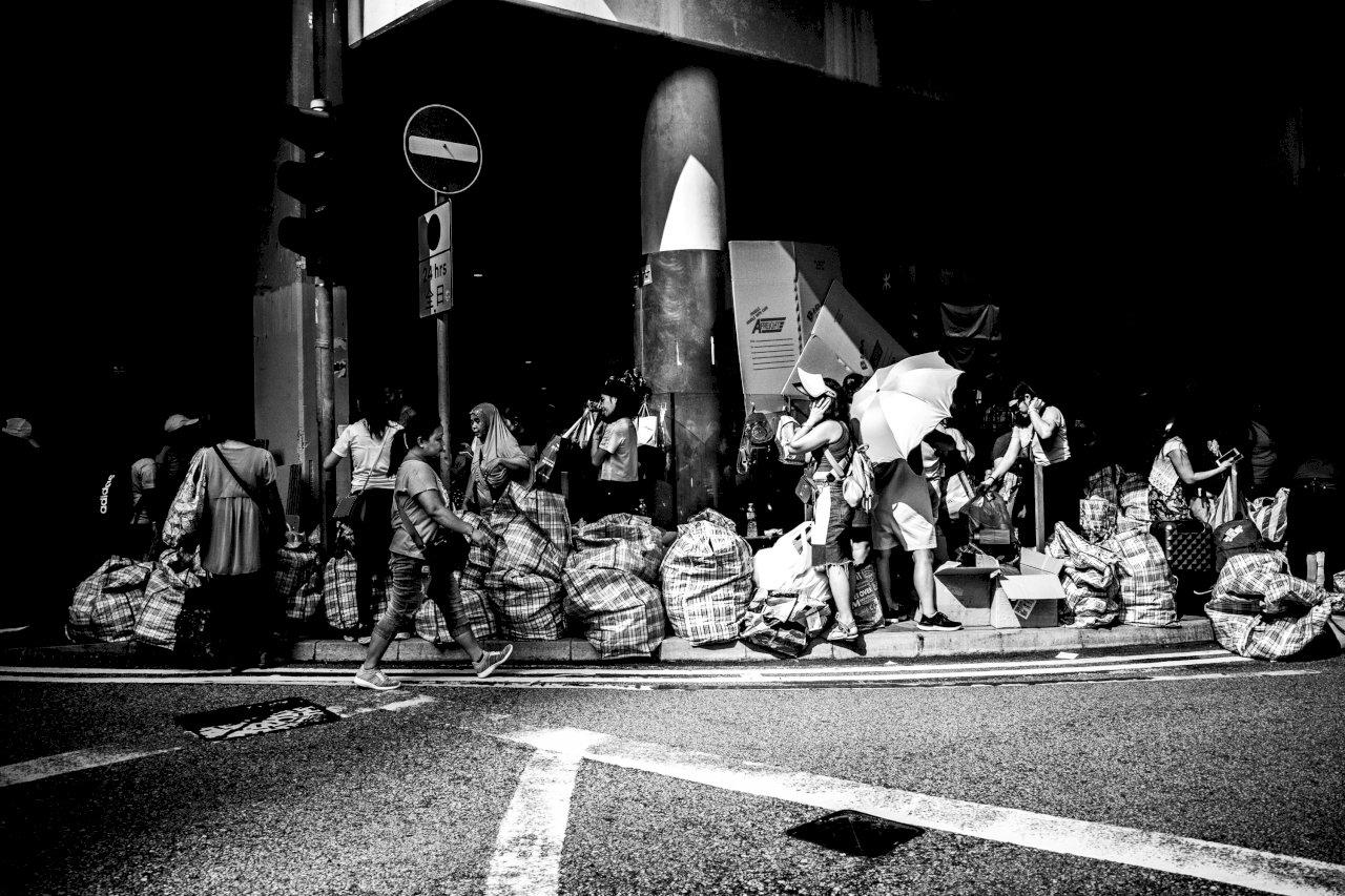 這樣看香港5-港事大排檔