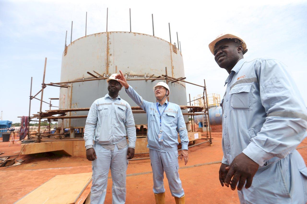 中油首度海外礦區主導經營 95萬桶原油12月初運回台灣