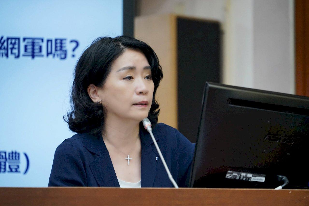 立法院16日邀陳菊列席遭婉拒 藍委:深感遺憾