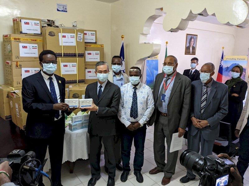 與索馬利蘭啟動醫療合作 落實台灣正在幫忙