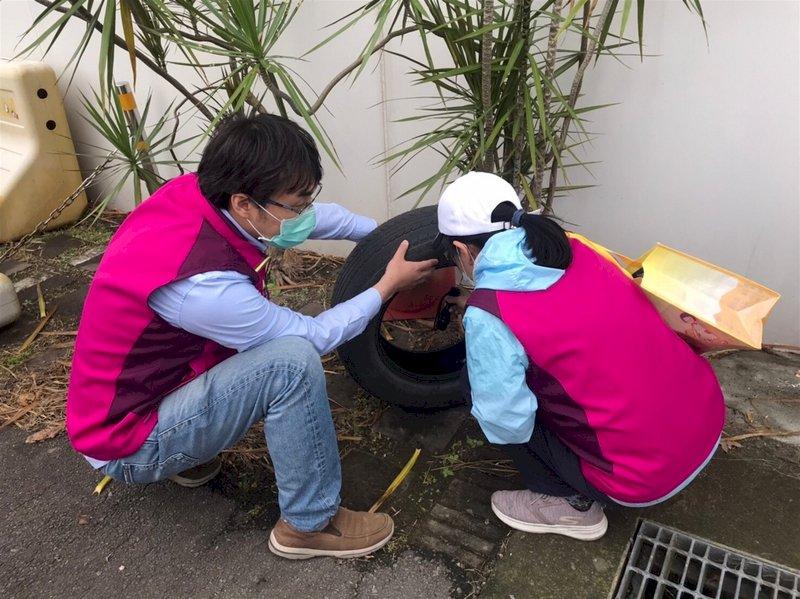 防範登革熱 疾管署提醒大雨後落實孳生源清除