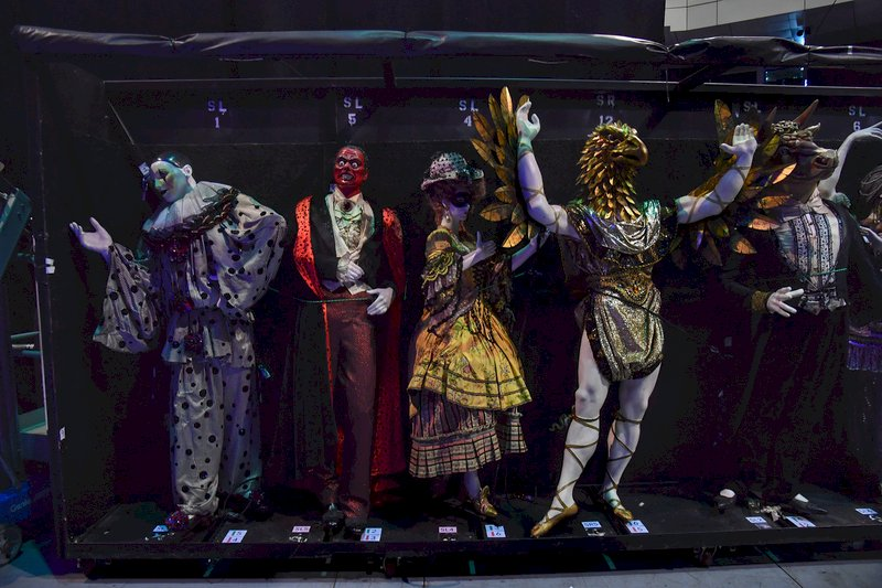劇組百人檢疫兩週出關 歌劇魅影本週攻蛋獻演