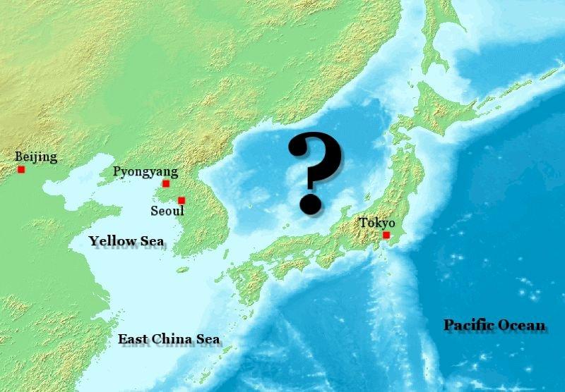 日韓海域名之爭 韓:國際組織將改標數字解決