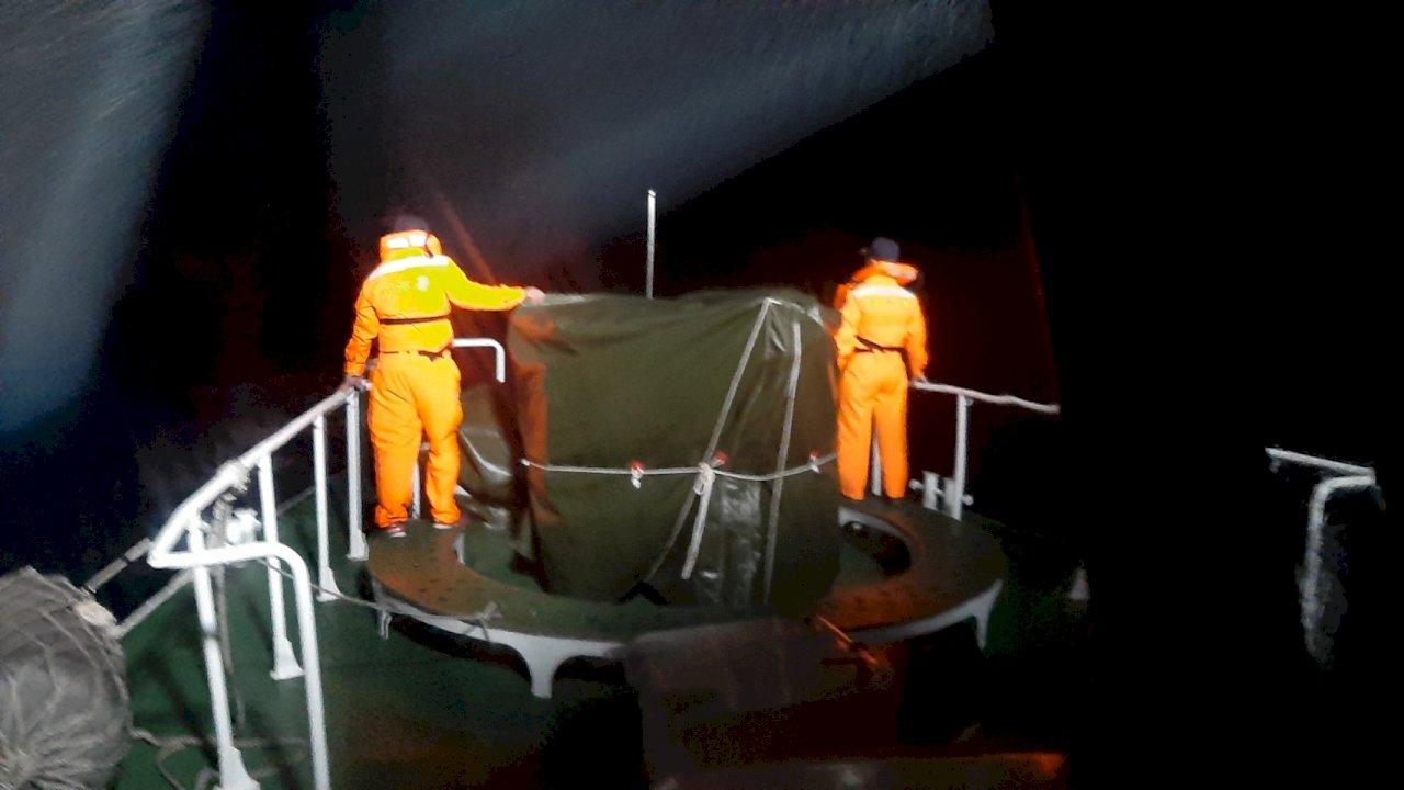 【更新】國防部、海巡4機3艦8艇漏夜搜救F-16戰機