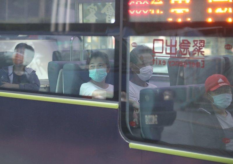 新增本土病例 北北基桃啟動大眾運輸防疫陣線