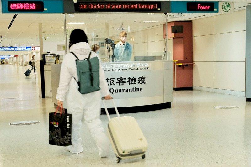 國內新增6例境外移入 5名為印尼、菲籍移工
