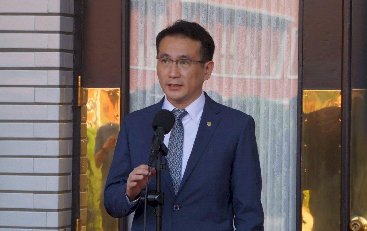 蔣萬安提案返還威權時期沒收財產 鄭運鵬:恐被國民黨阻礙