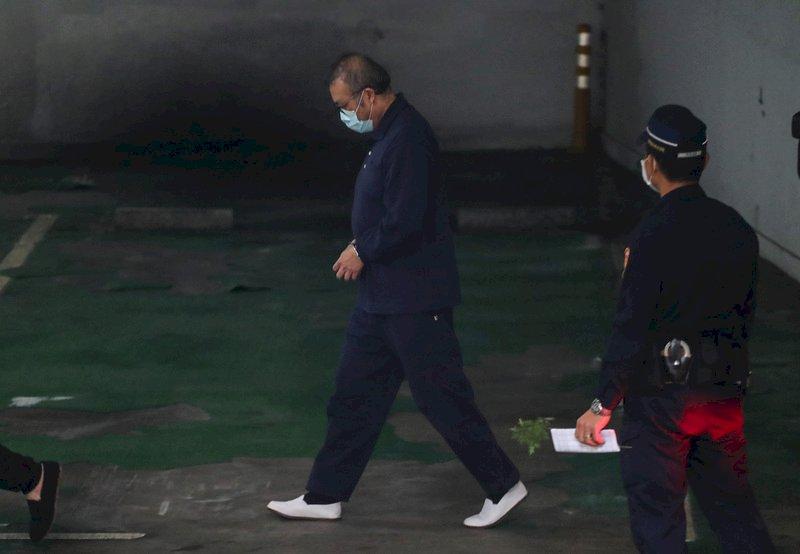 立委涉賄案 蘇震清1千萬元交保限制出境