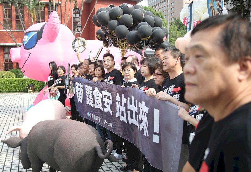 在野黨聲援秋鬥 民進黨:尊重、盼社會開啟對話