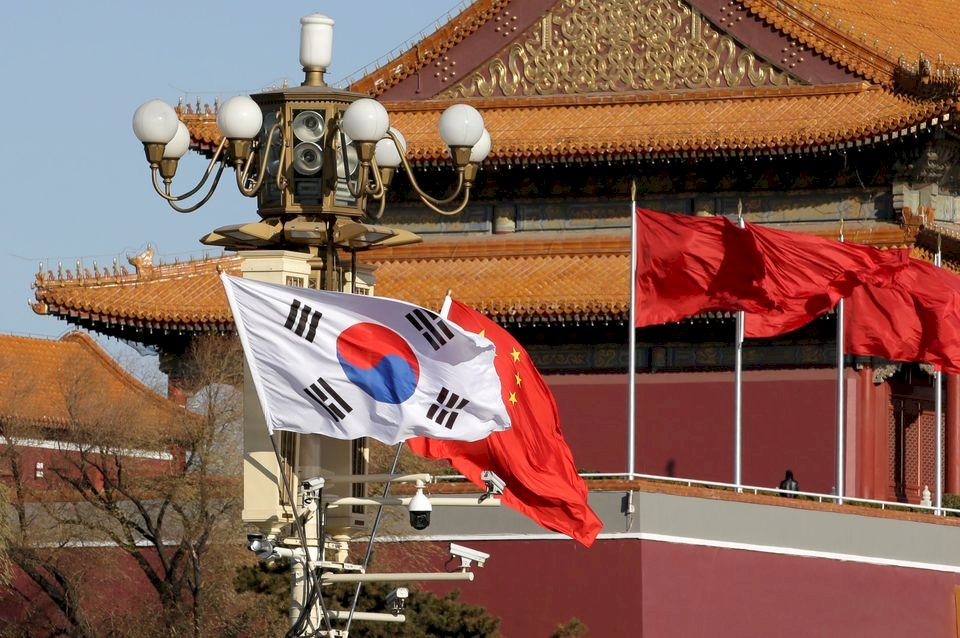 五眼聯盟加南韓? 首爾在美中競逐中角色變重