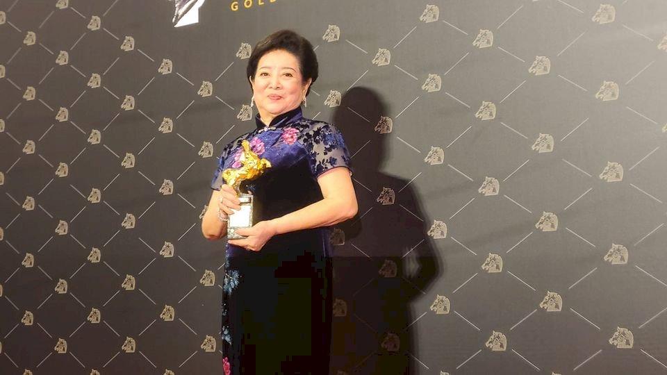 金馬57/實至名歸!陳淑芳奪最佳女配角